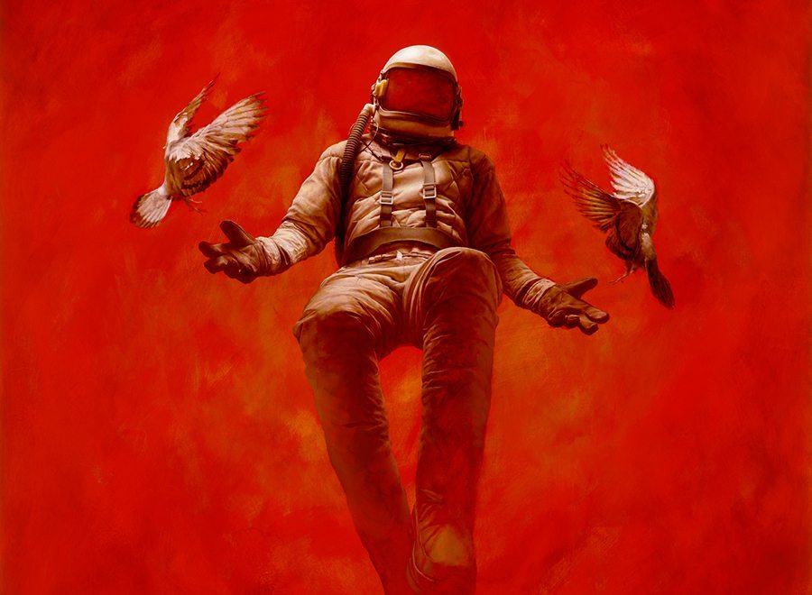 Jeremy Geddes Surrealism