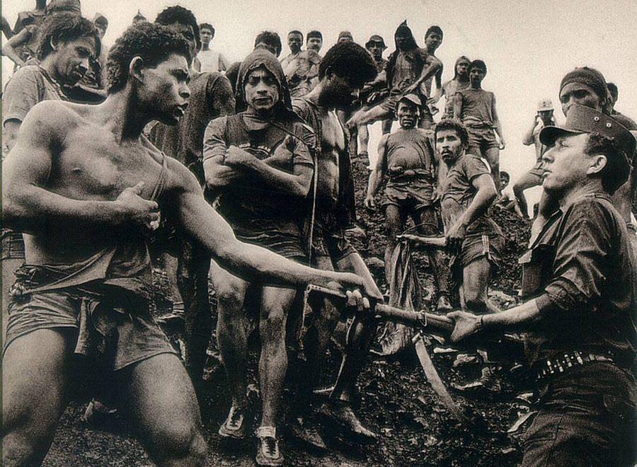 Resistance with Sebastião Salgado