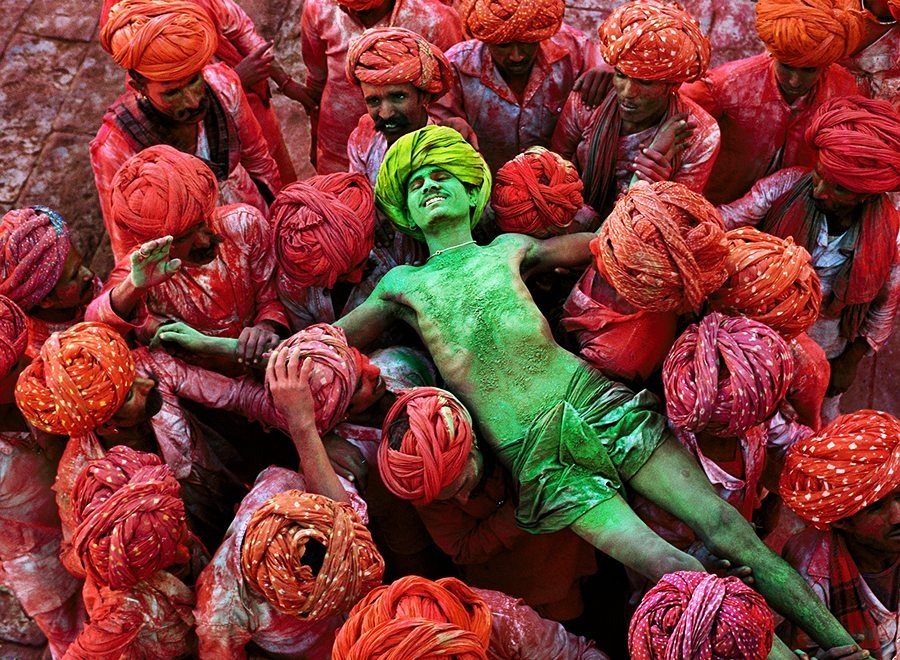 Loss of the Ego with Steve McCurry