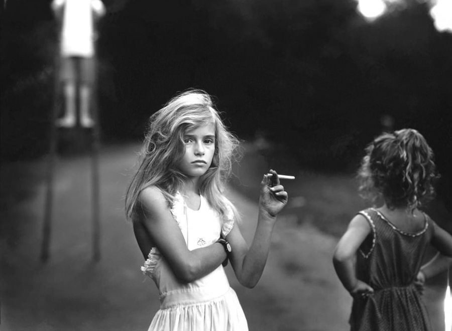 "Sally Mann's ""Candy Cigarette"""