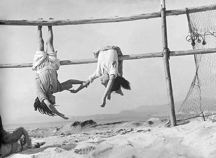 "A ""State of Grace"" by Sergio Larrain"