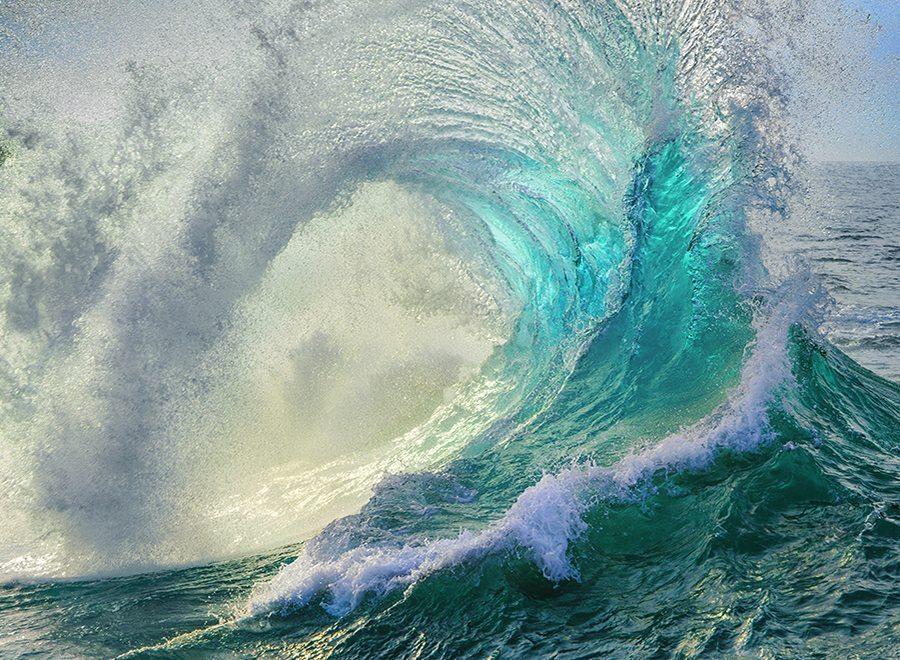 Peter Lik's Wave