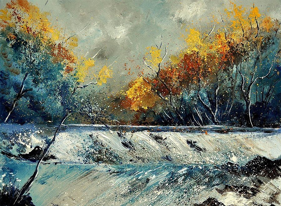 Pol Ledent's Solitary World