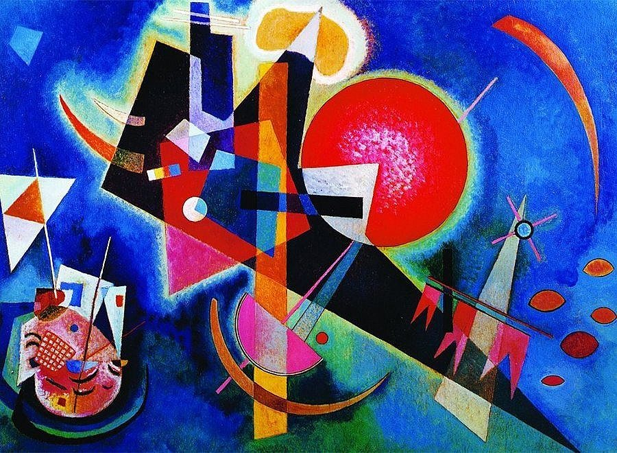 Interpreting Kandinsky