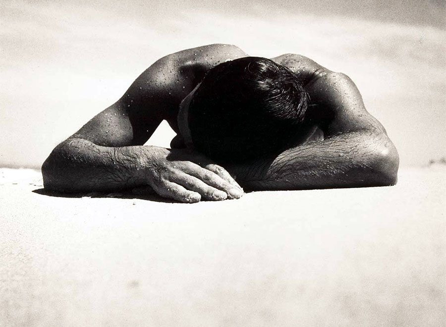 The Beach with Max Dupain