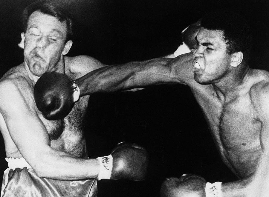 Muhammad Ali vs Brian London