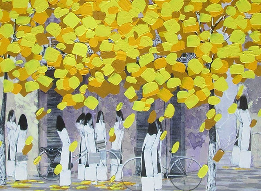 Xuan Khanh Nguyen's Exuberance