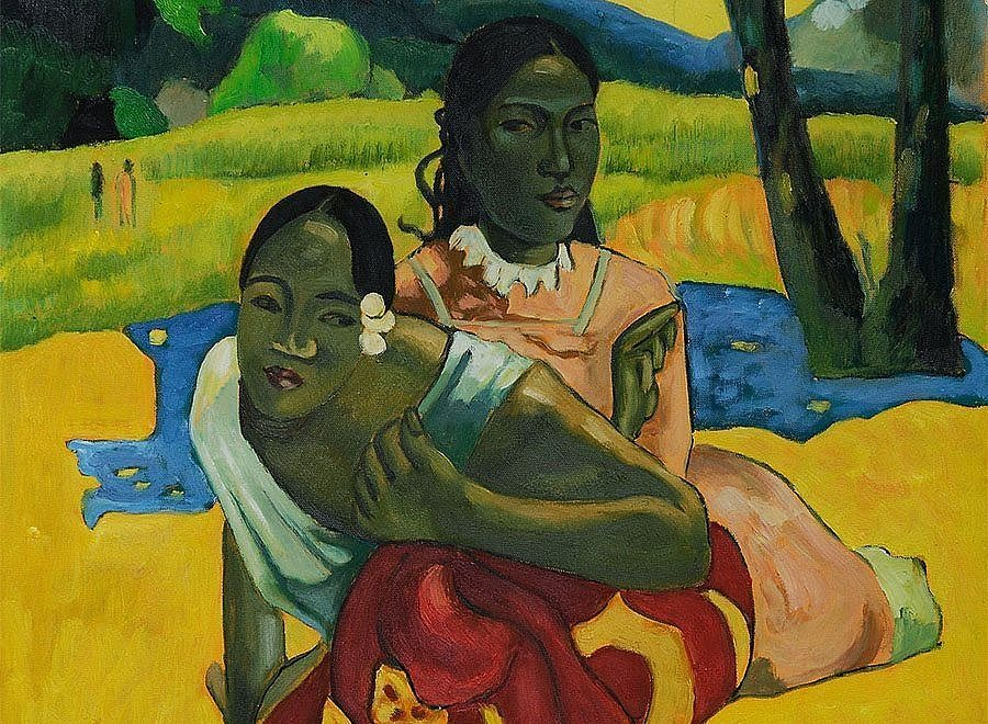 When Will You Marry? with Paul Gauguin