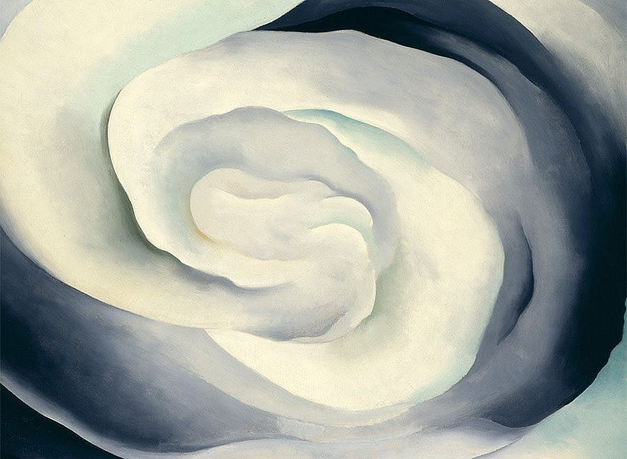 Nothingness with Georgia O'Keeffe