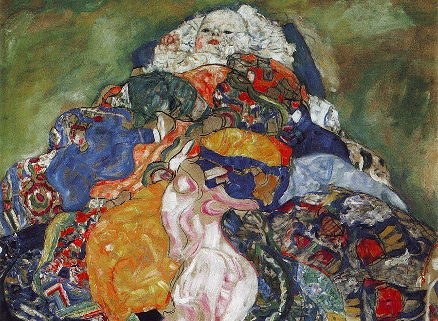 Gustave Klimt's Baby