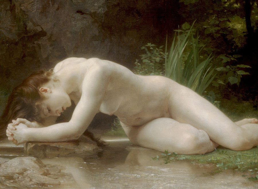 Self-Esteem with William-Adolphe Bouguereau