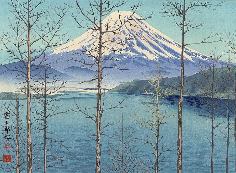 Tokuriki Tomikichiro's Serenity