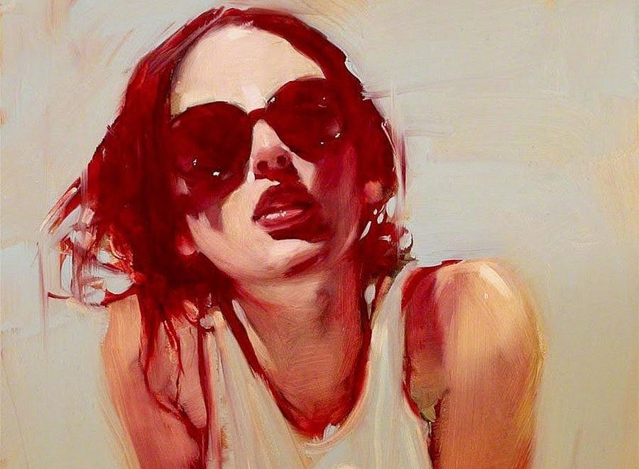 Contentment with Michael Carson
