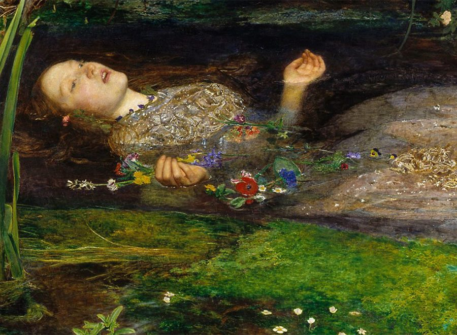 Fragility with John Everett Millais
