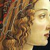 Botticelli's Goddess